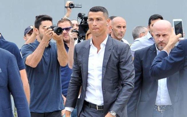 CR7 assumirá crimes fiscais cometidos em sua passagem pelo Real Madrid