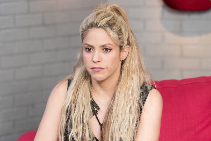 Shakira é acusada de fraude fiscal na Espanha