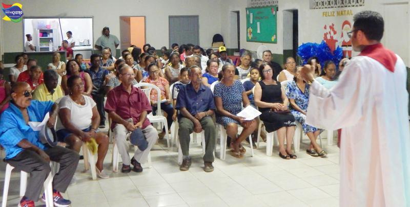 Assistência Social realizou confraternização para idosos do SCFV