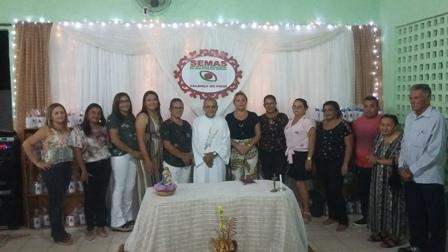SEMAS realizou confraternização de Natal e Fim de Ano no CCI para os Idosos