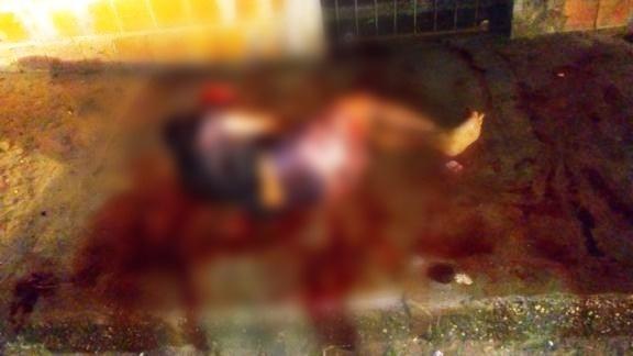 Homem é agredido em via pública no litoral do Piauí