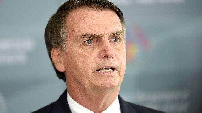 Bolsonaro diz que pena de morte não será discutida