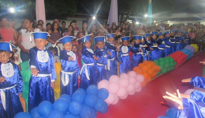 Veja fotos da colação de grau dos Doutores do ABC em São João do Arraial