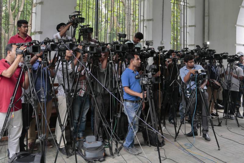 Brasil é o 8º país com maior número de mortes de jornalistas em 2018