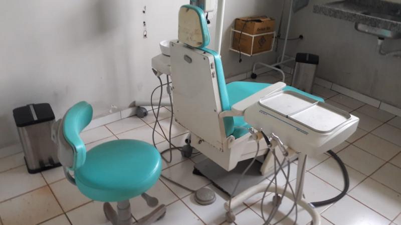 CRO notifica postos de saúde no interior do Piauí