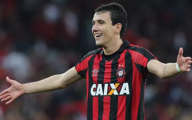 São Paulo pagará R$ 31 milhões para tirar Pablo do Athletico Paranaense