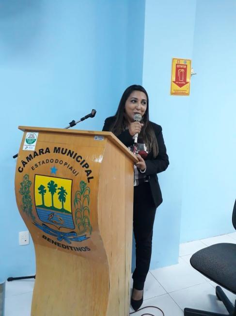 Câmara de Vereadores de Beneditinos renova mesa diretora