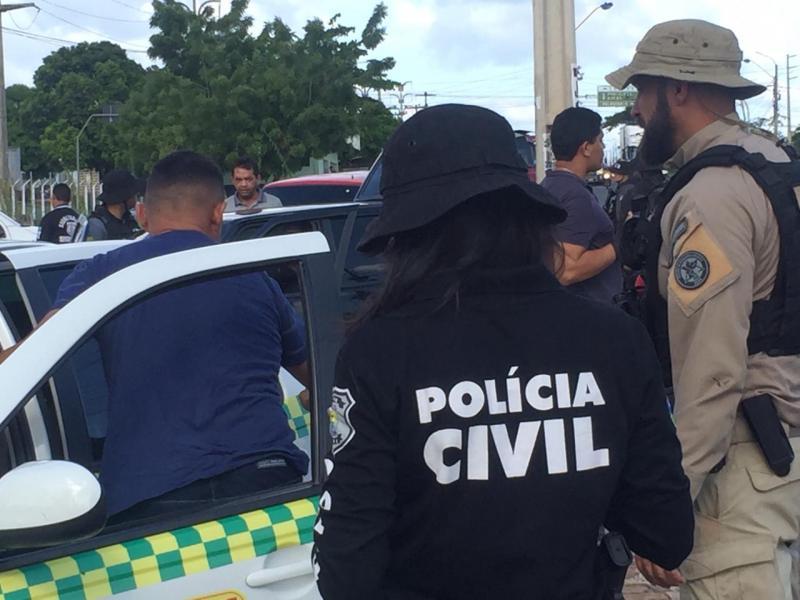 Polícia realiza operação e fecha pontes que ligam Piauí e Maranhão