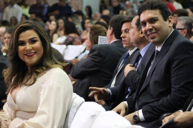 Dra. Marina Santos é diplomada deputada federal pelo Piauí