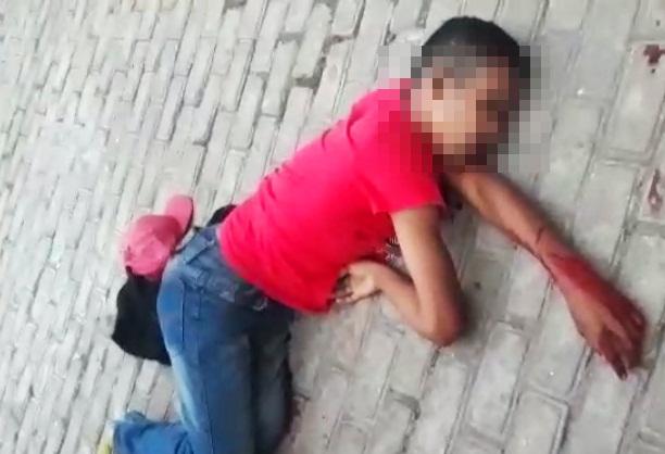 Assaltante é morto por policial em tentativa de roubo em Esperantina