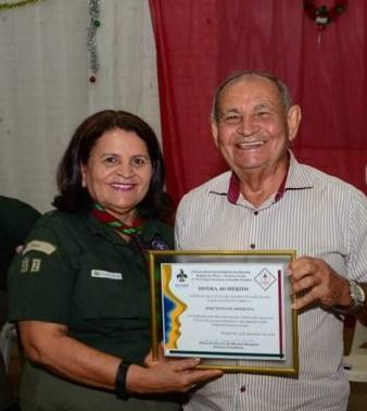 Nova Diretoria do Grupo de Escoteiros Erivaldo Sandro toma posse