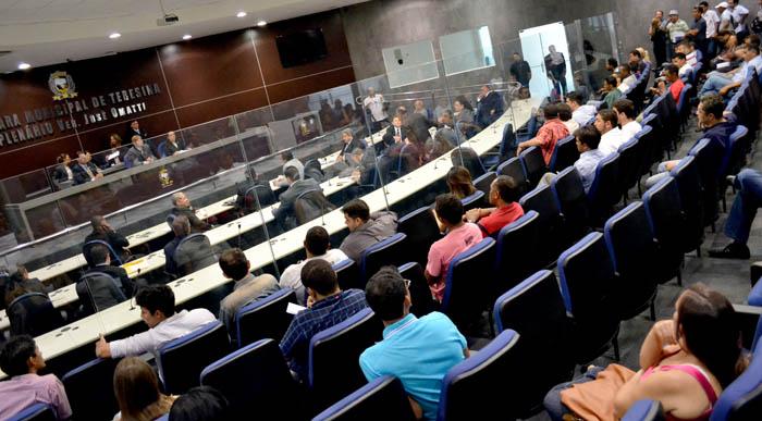 Câmara de Teresina realiza audiência para discutir insegurança em UBS