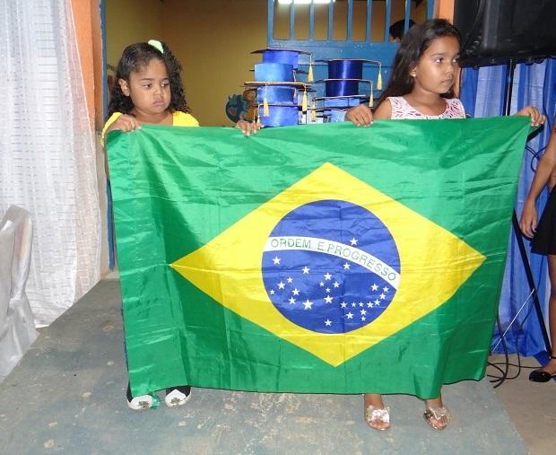 CEI Osvaldina de Sousa realiza festa dos leitores do ABC em São Pedro