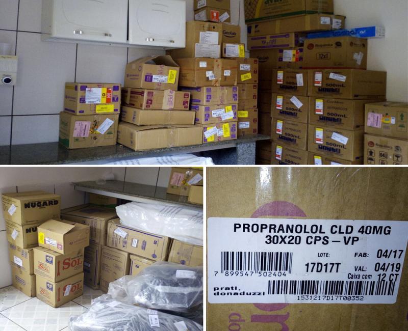 Secretaria de Saúde de Uruçuí elaborou planejamento para  entrega dos medicamentos na cidade