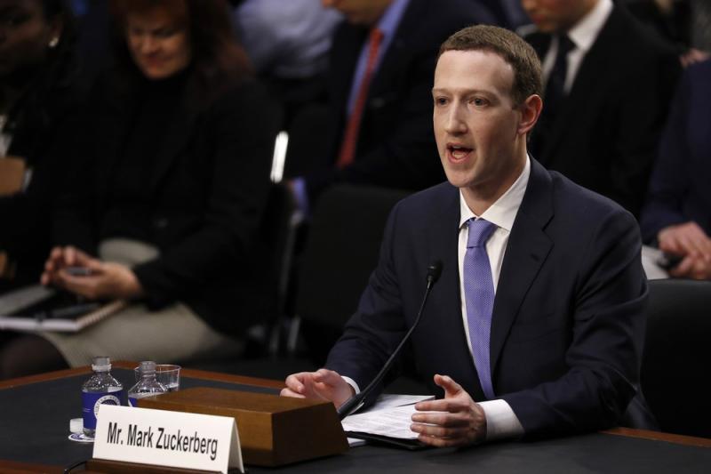 Facebook é processado por vazamento de dados