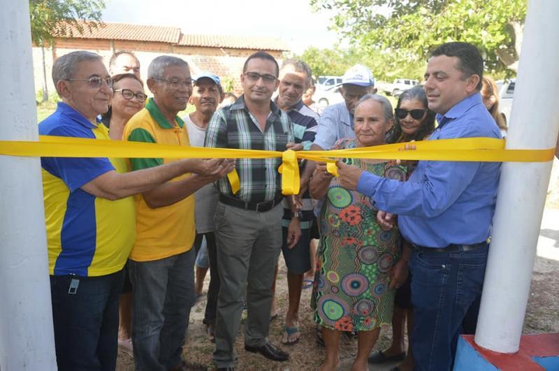 Prefeito Ribinha entrega 10 casas da Vila do Ancião em Campo Maior