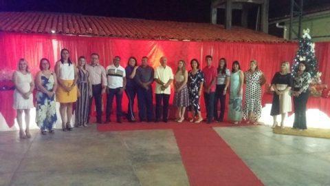 Servidores da prefeitura de Valença realizam confraternização
