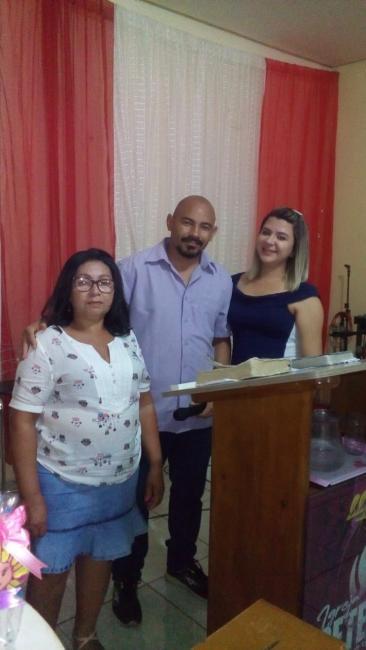 Igreja Betesda da ínicio as comemorações de seu 22 º aniversário