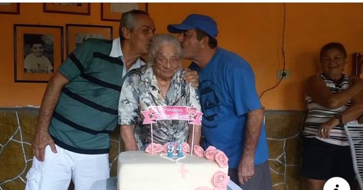 Morre aos 94 anos dona Mercês, mãe do ex-prefeito Zé Ozires