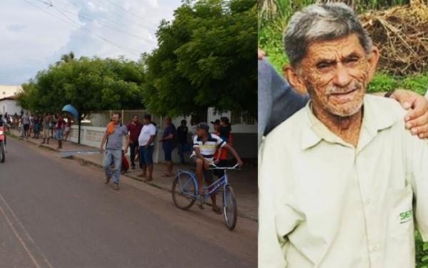 Idoso é brutalmente agredido e morre após assalto no Piauí