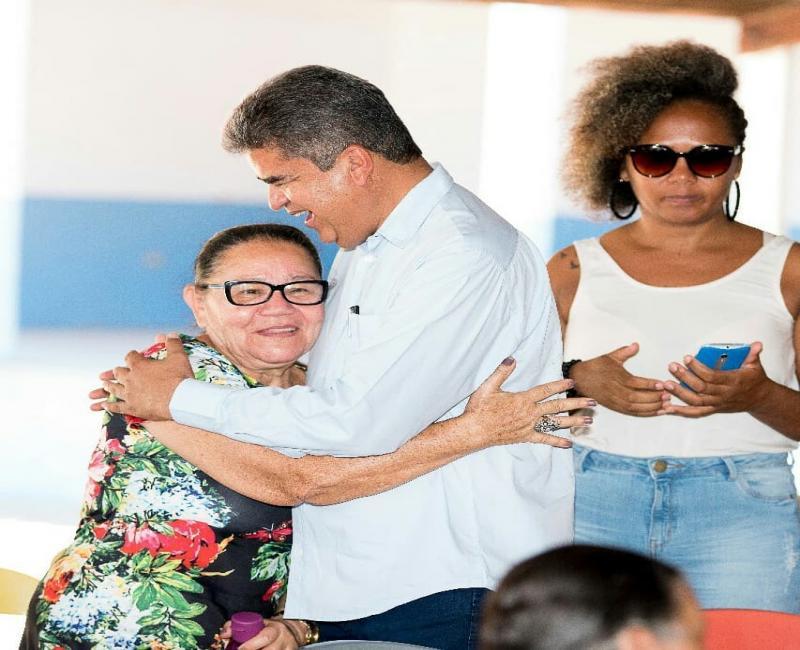 Confraternização para idosos é realiza no município de Corrente