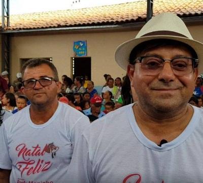Prefeitura de Coronel José Dias distribui presentes e lanches a crianças