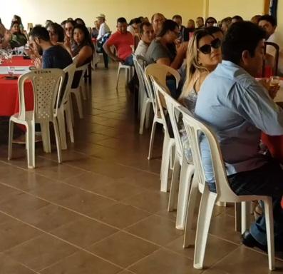 Prefeitura de Coronel José Dias realizou confraternização com servidores