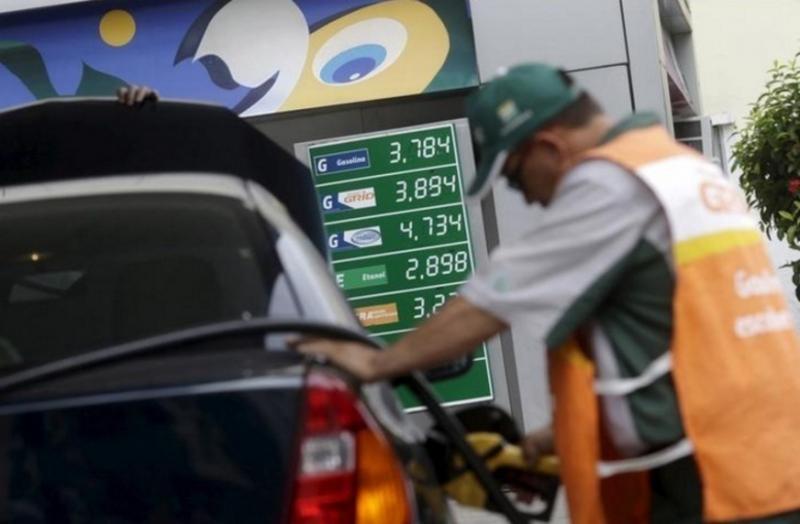 Petrobras reduz preços da gasolina e diesel nesta sexta-feira