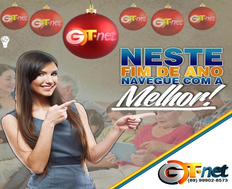 GtNet passa uma mensagem de natal