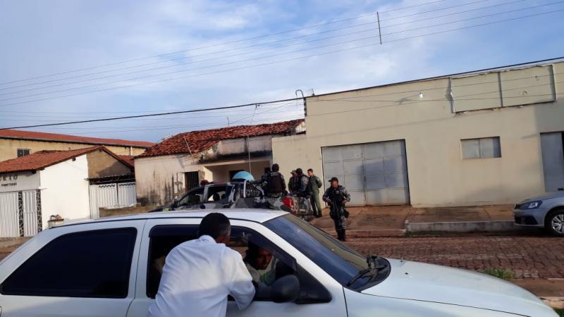 Polícia de Valença prende acusado de matar idoso no Piauí