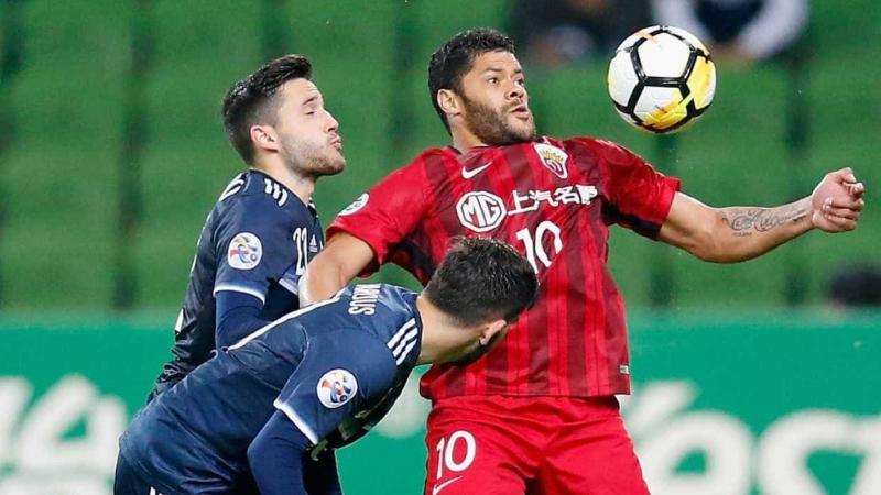 Hulk reafirma desejo de jogar no Palmeiras, mas se diz feliz na China