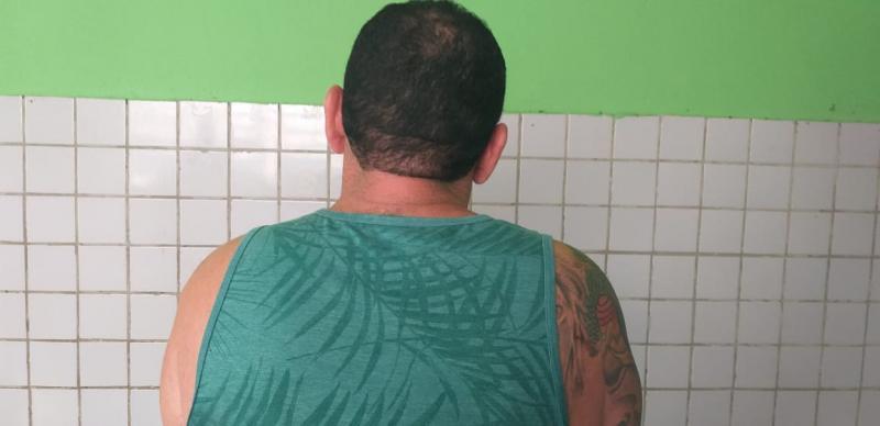 Homem é preso em bar com arma da Guarda Municipal de Teresina