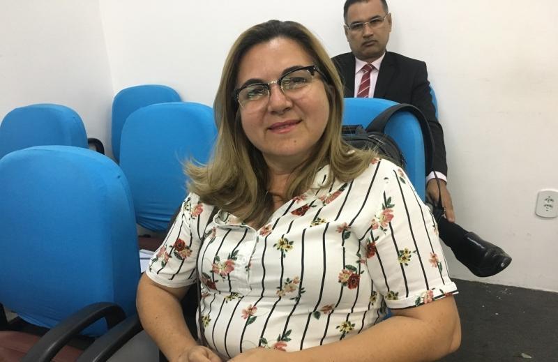 Prefeita Vilma Lima esteve na APPM participando do lançamento do Diário Oficial dos Municípios