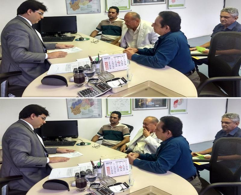 Dr. Wagner Coelho pede recursos para construção de estrada