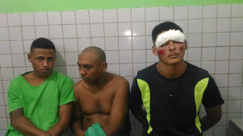 Bandidos fazem família refém dentro de casa na zona leste de Teresina