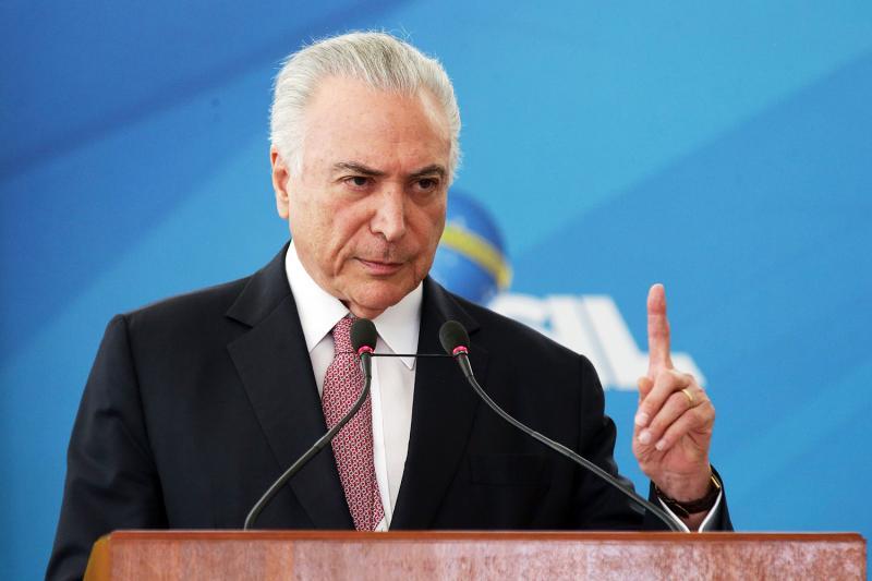 Temer não prorrogará parcelamento de dívida rural, diz Marun