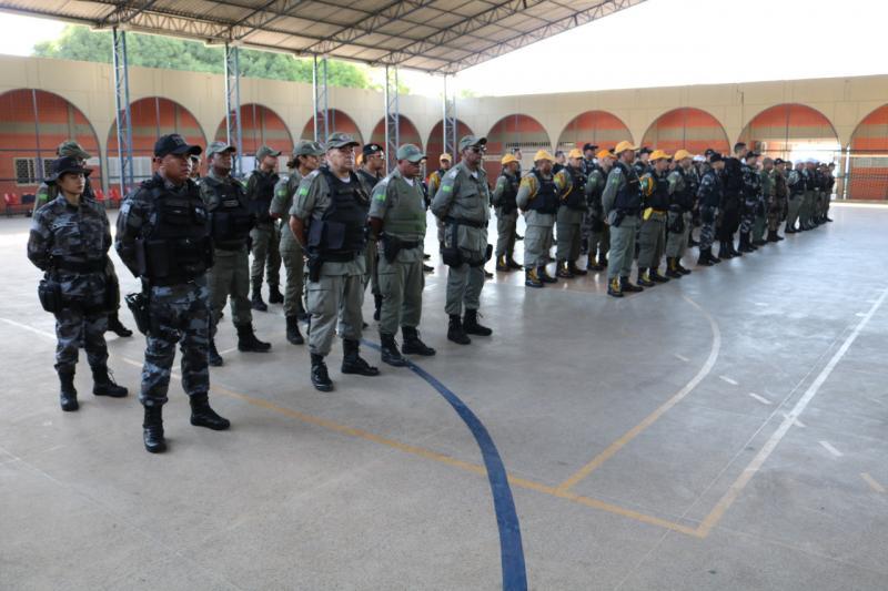 Polícia Militar inicia Operação Réveillon no litoral do Piauí
