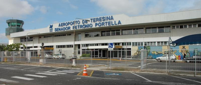 Aeroporto de Teresina passará por obra e ficará fechado por 7 meses