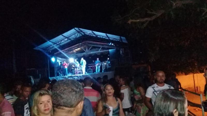 RLC Produções realizou um mega show  véspera de Ano Novo