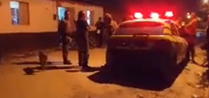 Idoso é assassinado a tiros na frente da esposa em Teresina