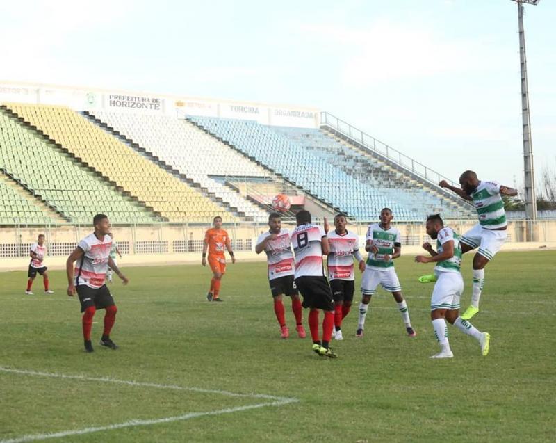 Altos perde para o Atlético-CE por 3 a 0 no estádio Domingão