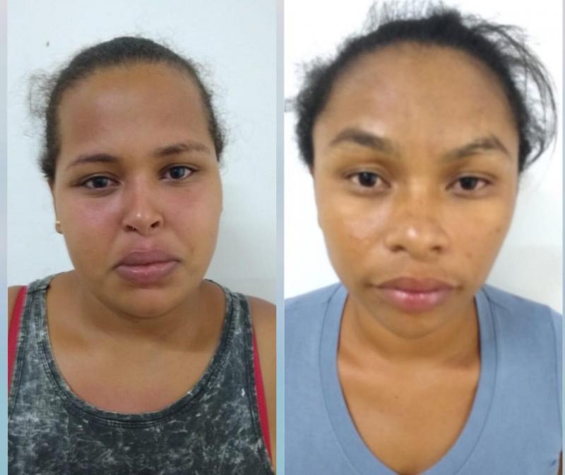 Mulheres são presas por tráfico e exploração sexual de menor no Piauí