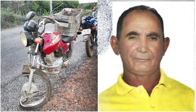 Carro de prefeitura atropela e mata idoso na PI-305
