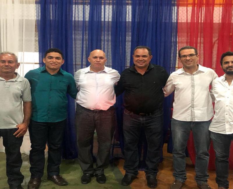 Prefeitura de Pau D'arco realiza confraternização de servidores municipais