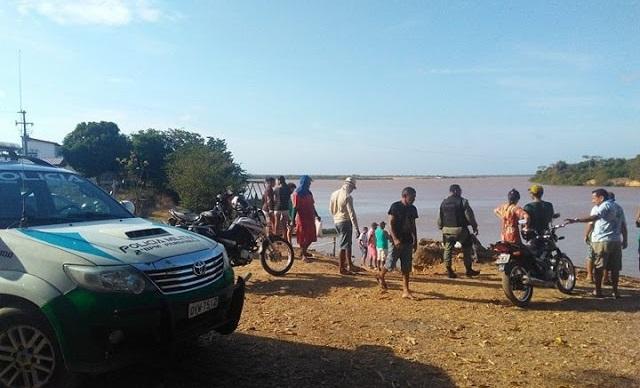 Corpo de homem é encontrado às margens do rio Parnaíba