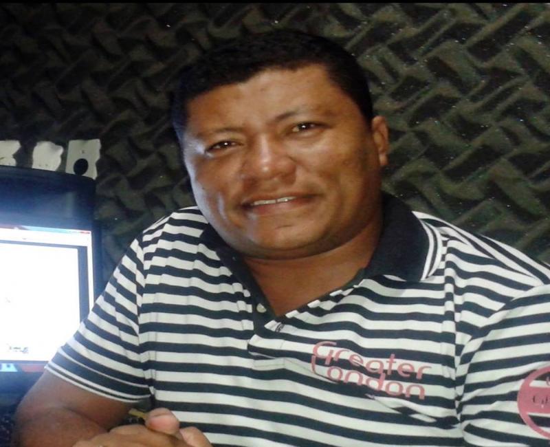 Hospital divulga estado de saúde do repórter Kilson Dione