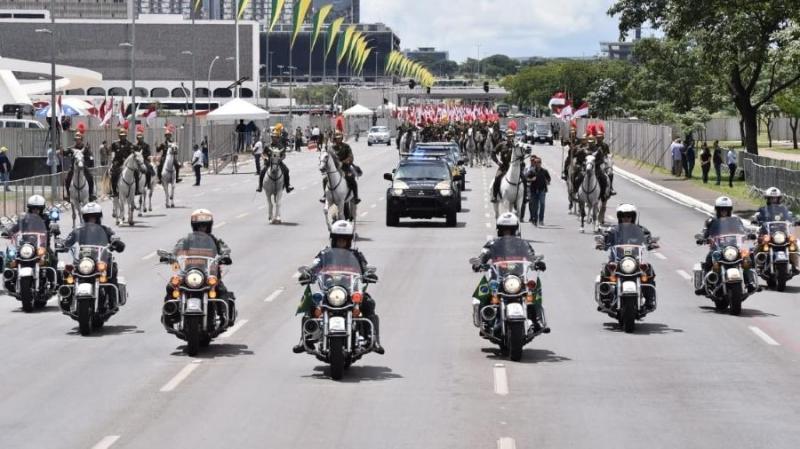 Estamos preparados para qualquer ameaça, diz ministro sobre posse