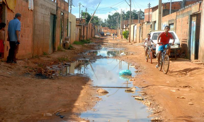 Nordeste é a 2ª região do Brasil com pior saneamento básico