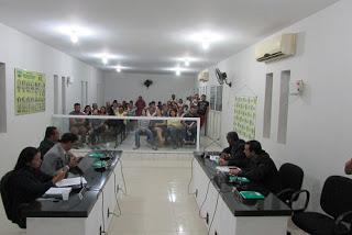 População convidada para eleição da Câmara