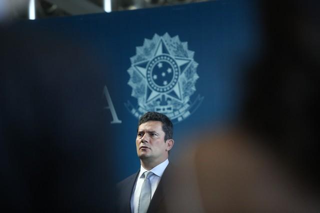 Moro diz que Brasil não será 'porto seguro' para criminosos